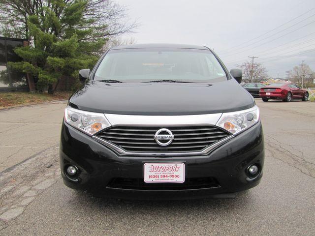 2015 Nissan Quest SV St. Louis, Missouri 5