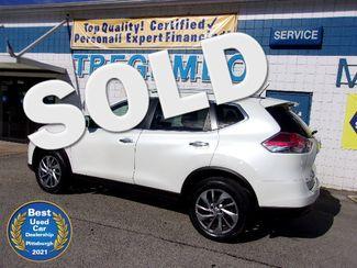 2015 Nissan Rogue AWD SL in Bentleyville, Pennsylvania 15314
