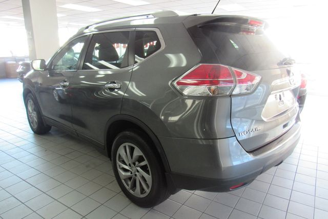 2015 Nissan Rogue SL Chicago, Illinois 4