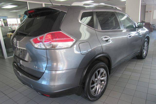 2015 Nissan Rogue SL Chicago, Illinois 6