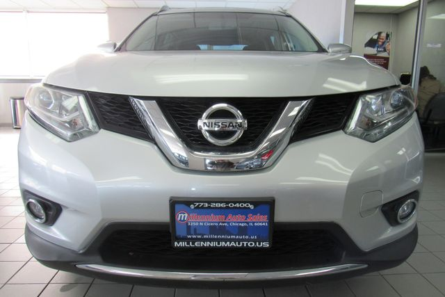 2015 Nissan Rogue SL Chicago, Illinois 1