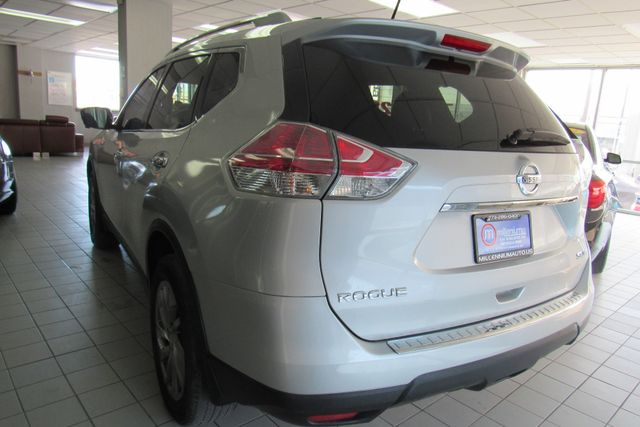 2015 Nissan Rogue SL Chicago, Illinois 5