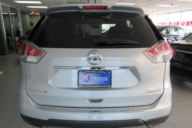 2015 Nissan Rogue SL Chicago, Illinois 7