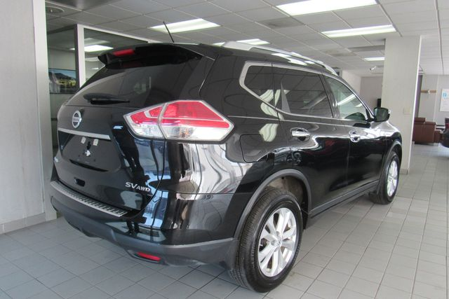 2015 Nissan Rogue SV Chicago, Illinois 5