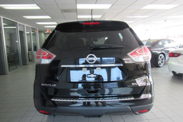 2015 Nissan Rogue SV Chicago, Illinois 4