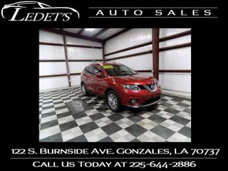 2015 Nissan Rogue SL - Ledet's Auto Sales Gonzales_state_zip in Gonzales