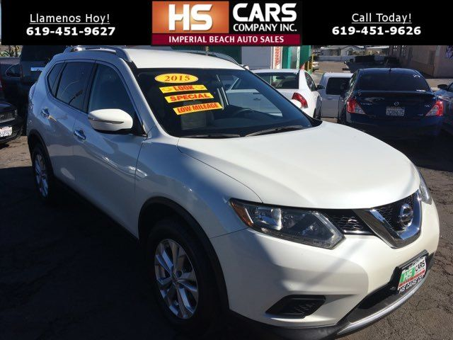 2015 Nissan Rogue SV Imperial Beach, California
