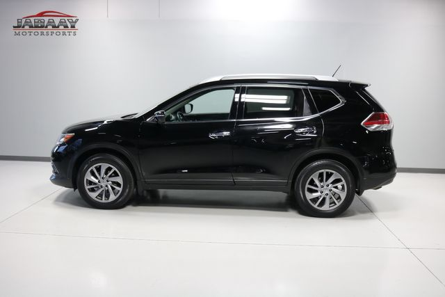 2015 Nissan Rogue SL Merrillville, Indiana 38