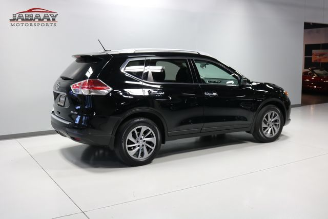 2015 Nissan Rogue SL Merrillville, Indiana 42