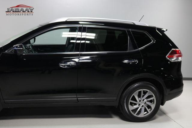 2015 Nissan Rogue SL Merrillville, Indiana 35