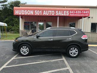 2015 Nissan Rogue SV | Myrtle Beach, South Carolina | Hudson Auto Sales in Myrtle Beach South Carolina