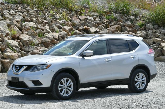 2015 Nissan Rogue SV Naugatuck, Connecticut