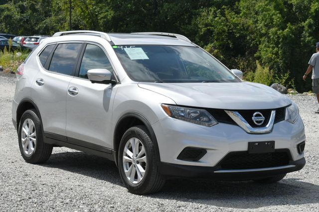 2015 Nissan Rogue SV Naugatuck, Connecticut 6