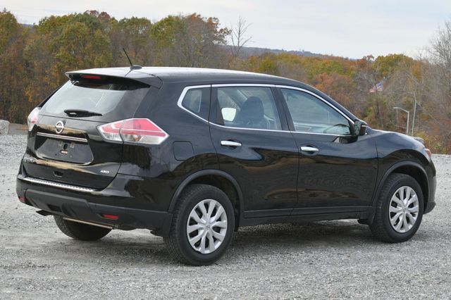 2015 Nissan Rogue S Naugatuck, Connecticut 4