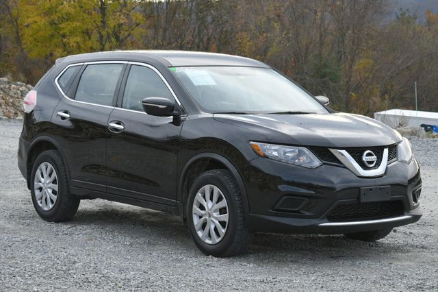 2015 Nissan Rogue S Naugatuck, Connecticut 6