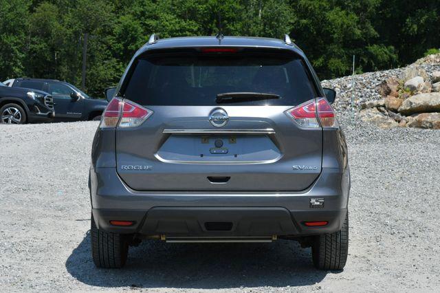 2015 Nissan Rogue SV AWD Naugatuck, Connecticut 5