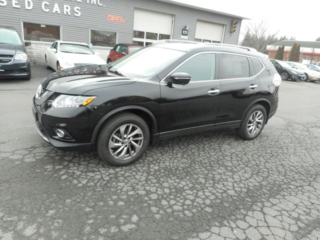 2015 Nissan Rogue SL New Windsor, New York 1