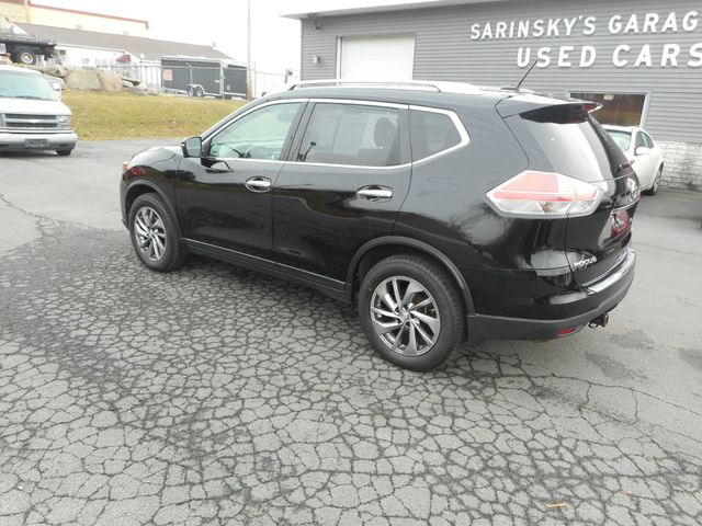2015 Nissan Rogue SL New Windsor, New York 2