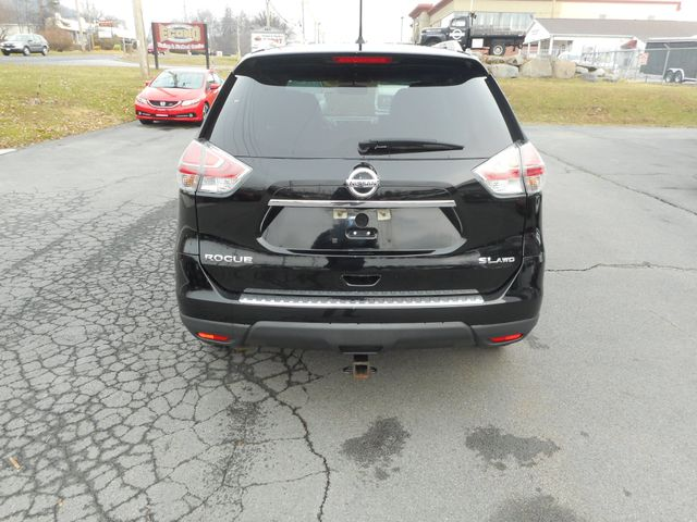 2015 Nissan Rogue SL New Windsor, New York 4