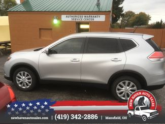 2015 Nissan Rogue S in Mansfield, OH 44903