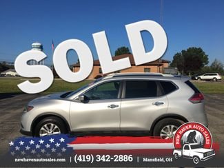 2015 Nissan Rogue SV AWD in Mansfield, OH 44903