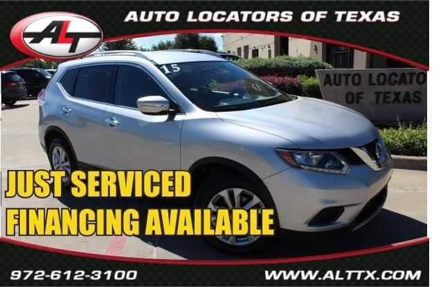 2015 Nissan Rogue SV in Plano, TX 75093