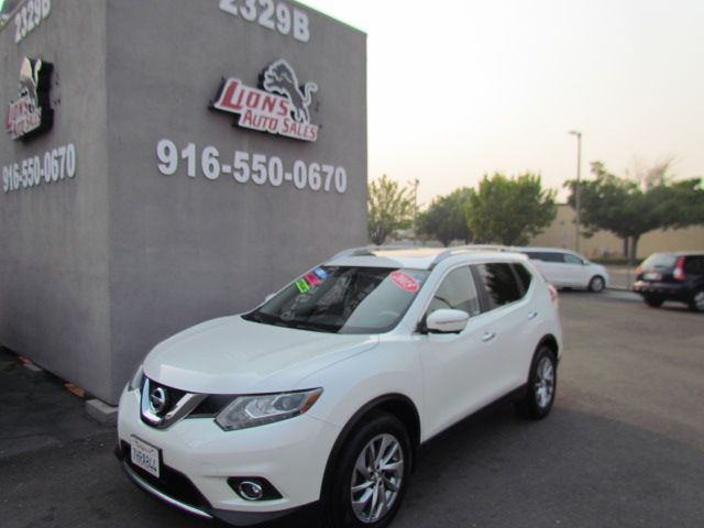2015 Nissan Rogue SL Extra Low Miles