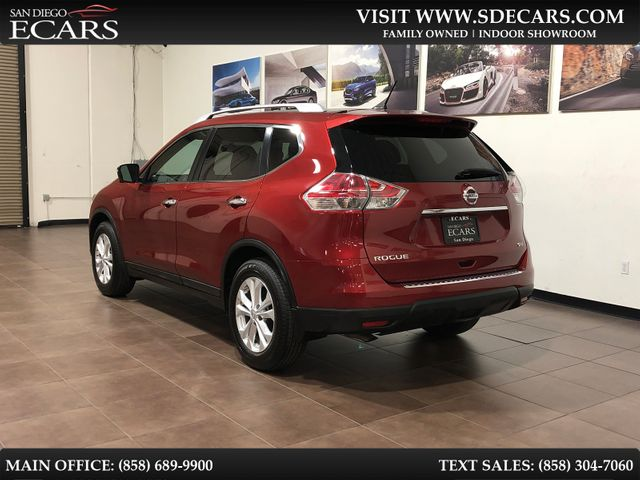 2015 Nissan Rogue SV in San Diego, CA 92126