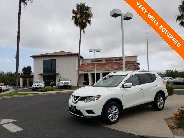 2015 Nissan Rogue SV | San Luis Obispo, CA | Auto Park Sales & Service in San Luis Obispo CA