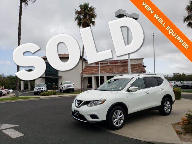 2015 Nissan Rogue SV   San Luis Obispo, CA   Auto Park Sales & Service in San Luis Obispo CA