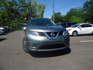 2015 Nissan Rogue SL NAVI. LTHR. BOSE. PWR TAILGATE SEFFNER, Florida 10