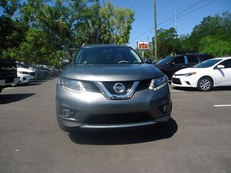 2015 Nissan Rogue SL NAVI. LTHR. BOSE. PWR TAILGATE SEFFNER, Florida 11