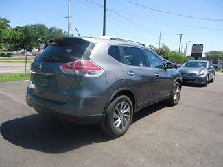 2015 Nissan Rogue SL NAVI. LTHR. BOSE. PWR TAILGATE SEFFNER, Florida 16