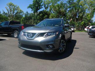 2015 Nissan Rogue SL NAVI. LTHR. BOSE. PWR TAILGATE SEFFNER, Florida 5