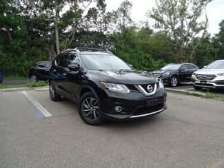 2015 Nissan Rogue SL AWD  PREM PKG. PANORAMIC. NAVIGATION SEFFNER, Florida 10
