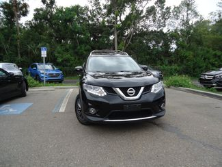 2015 Nissan Rogue SL AWD  PREM PKG. PANORAMIC. NAVIGATION SEFFNER, Florida 11