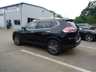 2015 Nissan Rogue SL AWD  PREM PKG. PANORAMIC. NAVIGATION SEFFNER, Florida 12