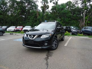 2015 Nissan Rogue SL AWD  PREM PKG. PANORAMIC. NAVIGATION SEFFNER, Florida 7
