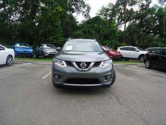 2015 Nissan Rogue SL PREM PKG. PANORAMIC. NAVI SEFFNER, Florida 10