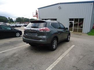 2015 Nissan Rogue SL PREM PKG. PANORAMIC. NAVI SEFFNER, Florida 15