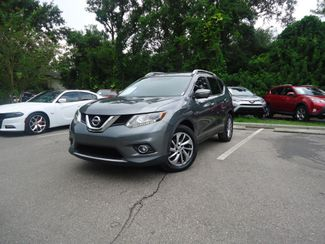 2015 Nissan Rogue SL PREM PKG. PANORAMIC. NAVI SEFFNER, Florida 6