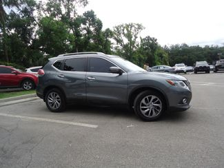 2015 Nissan Rogue SL PREM PKG. PANORAMIC. NAVI SEFFNER, Florida 8