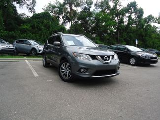 2015 Nissan Rogue SL PREM PKG. PANORAMIC. NAVI SEFFNER, Florida 9