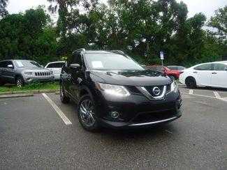 2015 Nissan Rogue SL PREM PKG. PANORAMIC. NAVI. BOSE. 360 CAM SEFFNER, Florida 10