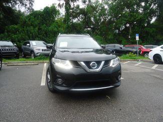 2015 Nissan Rogue SL PREM PKG. PANORAMIC. NAVI. BOSE. 360 CAM SEFFNER, Florida 11