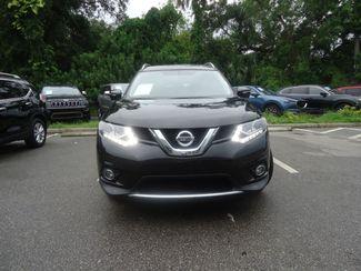 2015 Nissan Rogue SL PREM PKG. PANORAMIC. NAVI. BOSE. 360 CAM SEFFNER, Florida 12