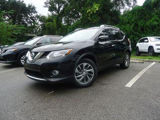 2015 Nissan Rogue SL PREM PKG. PANORAMIC. NAVI. BOSE. 360 CAM SEFFNER, Florida 5