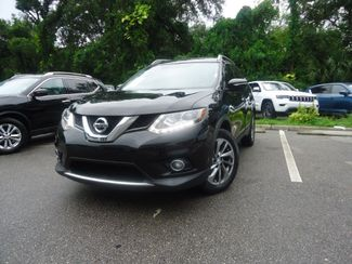 2015 Nissan Rogue SL PREM PKG. PANORAMIC. NAVI. BOSE. 360 CAM SEFFNER, Florida 6