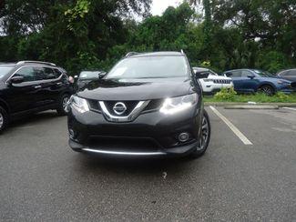 2015 Nissan Rogue SL PREM PKG. PANORAMIC. NAVI. BOSE. 360 CAM SEFFNER, Florida 7