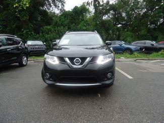 2015 Nissan Rogue SL PREM PKG. PANORAMIC. NAVI. BOSE. 360 CAM SEFFNER, Florida 8